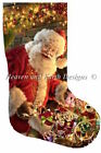 10 Off Heaven  Earth Designs Ctd X stitch chart Stocking Filling The Stocking