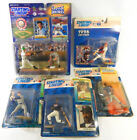(5) 1993 -1999 Starting Lineup Baseball Figures ~ Will Clark ~ Nomar Garciaparra