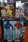 MARK McGWIRE & SAMMY SOSA STARTING LINEUP COLLECTION LARGE & SMALL FIGURE DEAL