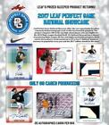 2017 Leaf Perfect Game Showcase Baseball Hobby Box