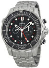 212.30.44.52.01.001 NEW OMEGA SEAMASTER 300M CO-AXIAL GMT CHRONOGRAPH MENS WATCH