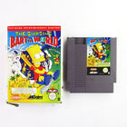 NES - Nintendo ES Spiel THE SIMPSONS BART VS. THE WORLD in OVP o. Anl. #1016