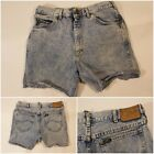 VTG 80s 90s LEE Brand Stonewashed Hipster Mom Jean Denim Shorts