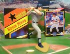 1992  KEVIN MAAS - Starting Lineup - SLU - Figure/Card & Poster - N.Y. YANKEES