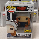 Funko Pop! Television Stranger Things Max (Costume) #552 Hot Topic Exclusive