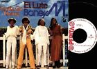 "BONEY M - El Lute / Gotta Go Home Hungary licence 45 single 7"" PEPITA label M-"