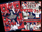 2018 Upper Deck Washington Capitals Stanley Cup Champions Hockey Cards - Checklist Added 17