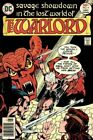 Warlord (1st Series DC) #4 1977 FN Stock Image