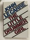 JOHN LE CARRE The Little Drummer Girl 1983 1st Edition novel book hardback