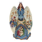 Jim Shore Heartwood Creek Miracle Wrapped In Love Nativity Angel 6001481