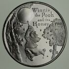 Disney Winnie the Pooh 1 Oz 999 Silver Round Limited Edition Honey Balloon 627