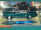 YAFA PEN  DIECAST 1965 FORD MUSTANG COUPE 1 32 GIFT SET
