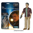 Frank Walker Disney Tomorrowland Reaction Figure NIB Funko NIP George Clooney
