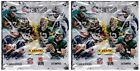 2x 2018 Panini Football stickers sealed box 50 packs of 5 NFL stickers
