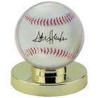 10 Ultra Pro Brand Gold Base Ball Baseball Holder Display Case