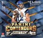 2016 PANINI CONTENDERS DRAFT PICKS FOOTBALL HOBBY 12 BOX CASE