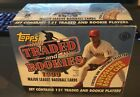 1999 Topps Baseball Traded & Rookies Factory Sealed Update Set w Auto