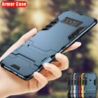 For Samsung Galaxy J3 J7 J4 J6 2018 A6 Plus A9 Star 360 Armor Case Stand Cover