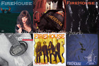 FireHouse Band 6 Complete Studio Albums CDs Hold Your Fire, Good Acoustics +More