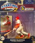 Mark McGwire St. Louis Cardinals MLB Starting Lineup 2 action figure NIB Hasbro