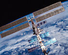 NASA INTERNATIONAL SPACE STATION STS 105 11x14 SILVER HALIDE PHOTO PRINT