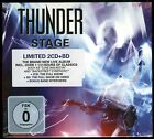 Thunder Stage 2 CD + Blu-Ray deluxe edition new digipack