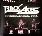 BLACK ACES Soulstealer / Hard Luck CD EP Signed   SirH70