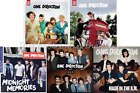 One Direction: Complete 5 Studio Albums CDs Take Me Home, Up All Night + More!