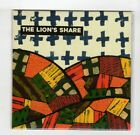 (IF723) The Lion's Share, The Lion's Share - 2016 sealed DJ CD
