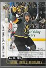 2017-18 Upper Deck Game Dated Moments Hockey Cards 19