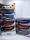 Lot of 8 NEW Hot Wheels Hall of Fame 118 Diecast Model Cars