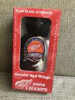 TY Beanie Baby - 2002 Stanley Cup Champions (NHL Detroit Red Wings Limited)