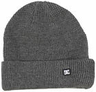 DC Harvester Beanie - Grey Heather - New