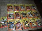 16 LOT Matchbox Superfast 1 15500 FIRE TRUCK POLICE MUSTANG CAMARO VW BUG TAXI