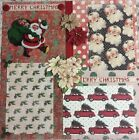 Old Fashion Christmas Premade Scrapbook Page 12x12 By Roses Creative Studio