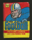 1978 TOPPS FOOTBALL SEALED WAX PACK