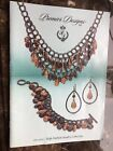 Premier designs High Fashion Jewelry Reference Full CATALOG Book 2011 2012 New