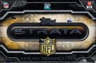 2015 Topps Strata Football sealed hobby box 2 NFL cards 2 auto
