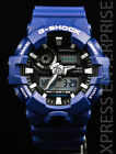 NEW WITH TAGS Casio Gshock X-Large Case Ana-Digi GA700-2A BLUE Watch