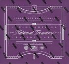 2016 17 PANINI NATIONAL TREASURES COLLEGE BASKETBALL HOBBY 4 BOX CASE BLOWOUT