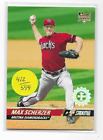 Max Scherzer Rookie Cards Checklist and Autographed Memorabilia Guide 13