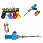 High Quality Aluminum Motorbike Hydraulic Clutch Brake Pump Master Cylinder Blue