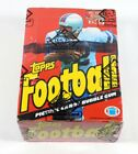 1985 Topps Football Box in a 1981 Display Box BBCE Wrapped