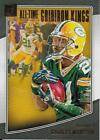 2018 Donruss All-Time Gridiron Kings Charles Woodson Green Bay Pakcers #AGK-14