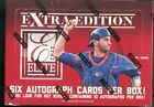 2012 Elite Extra Edition Baseball Sealed Hobby Box - 20 Packs - 6 Autos Correa