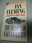 IAN FLEMING THE DIAMOND SMUGGLERS PB FIRST DELL EDITION 1963 VERY NICE