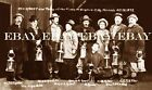 1879 PRESIDENT US GRANT VIRGINIA CITY NEVADA GOLD MINE MINER MINERS MINING PHOTO
