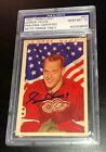 Gordie Howe Rookie Cards and Autographed Memorabilia Guide 31