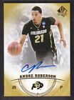 2013-14 SP Authentic Basketball Cards 13