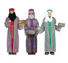 Child size 3 Wise Men Costumes Christmas Nativity fnt